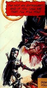 Requiem Vampierridder Torquemada  no extremist