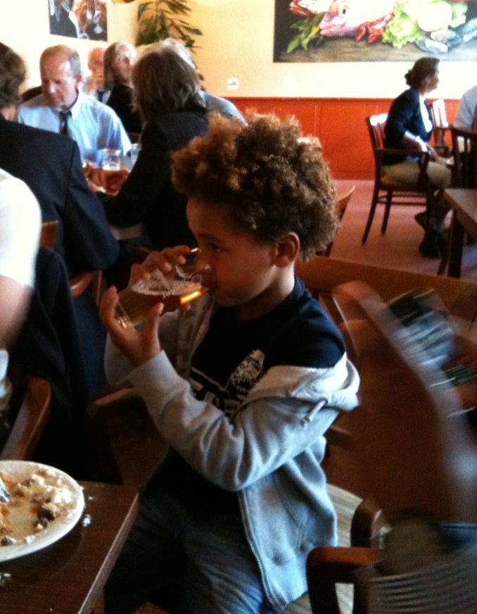 drinkende jongere