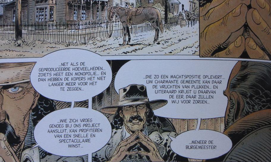 Durango 'monopolie'