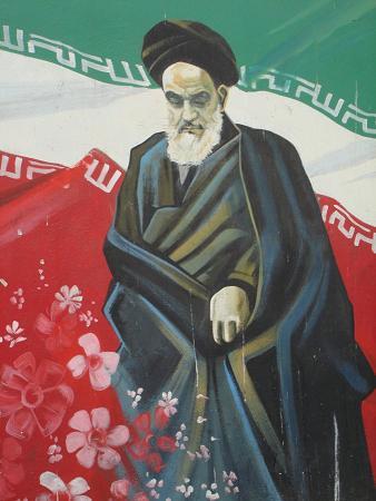 Iran - Khomeini hippie