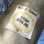 sticker ik wil rijden stop-bos.nl