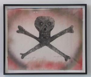 skull & bones Return of the repressed LA Sunset Boulevard expo