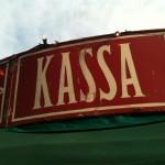 bord 'kassa' Parade