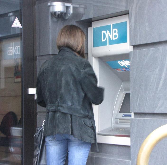 Litouwen DNB pinautomaat