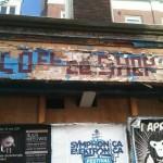 coffeeshop in verval Amsterdam De Pijp