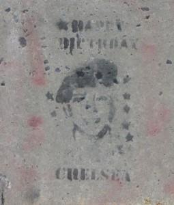graffiti Bradley Manning Chelsea Philadelphia 2014 July wikileaks