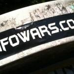 sticker 'infowars'