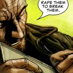 Punisher rape break