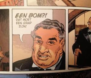 XIII Colonel Amos een grap bom