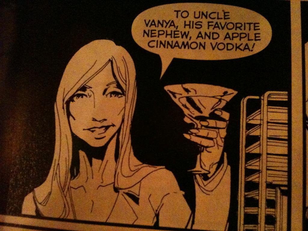 red warrior cinnamon vodka