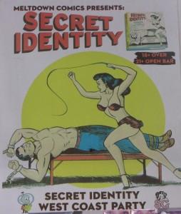 (secret identity poster)