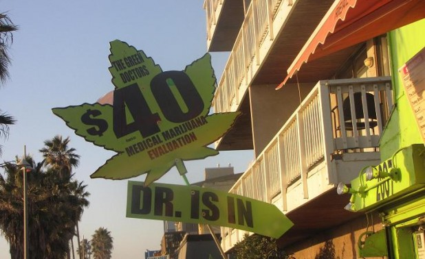 (medical marijuana evalution Venice Beach)