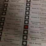 stem op Libertarische Partij LP 2012