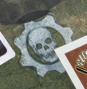 sticker Mickey Mouse skull Amsterdam 2013 schedel