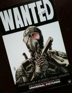 'Wanted 2004 strip'