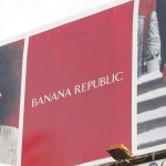 reclame Banana Republic Los Angeles
