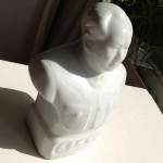 statue Mao tse Tung beeldje