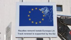 EU-symbool Estland