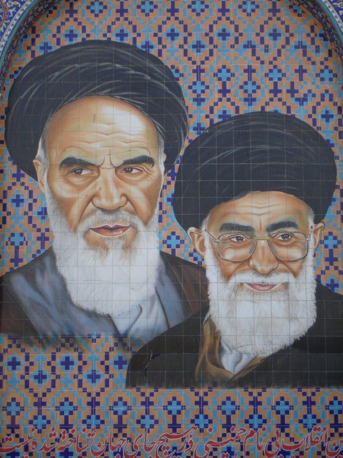 Iran - Grote vrienden