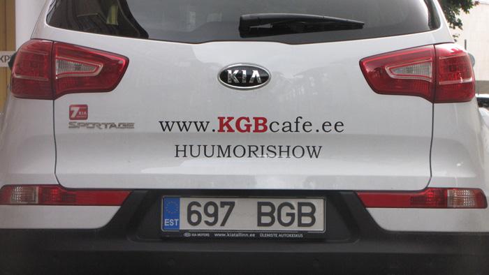 KGB-Huumorishow