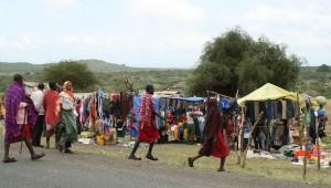 Masai market, Tanzania