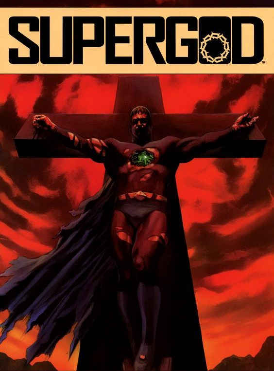 Supergod 'crucified God on cross'