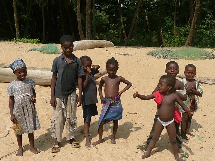 kids Sierra Leone