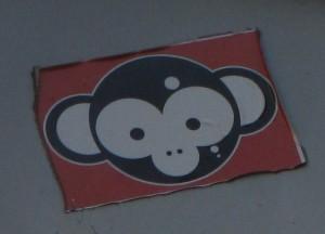 sticker 'aap'