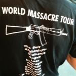 t-shirt world massacre tour