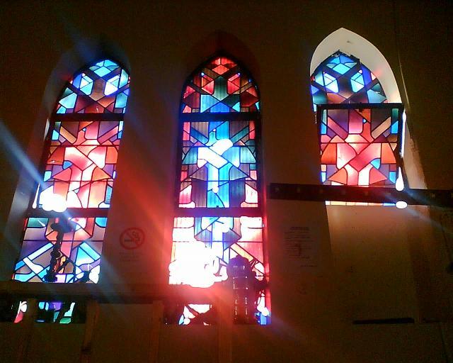 Ayasofya kerk, Baarsjes