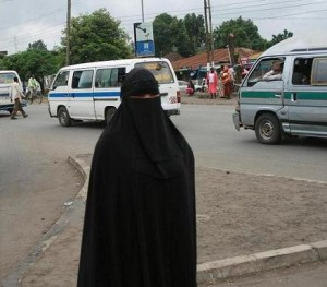 ~ niqaab, Tanzania ~