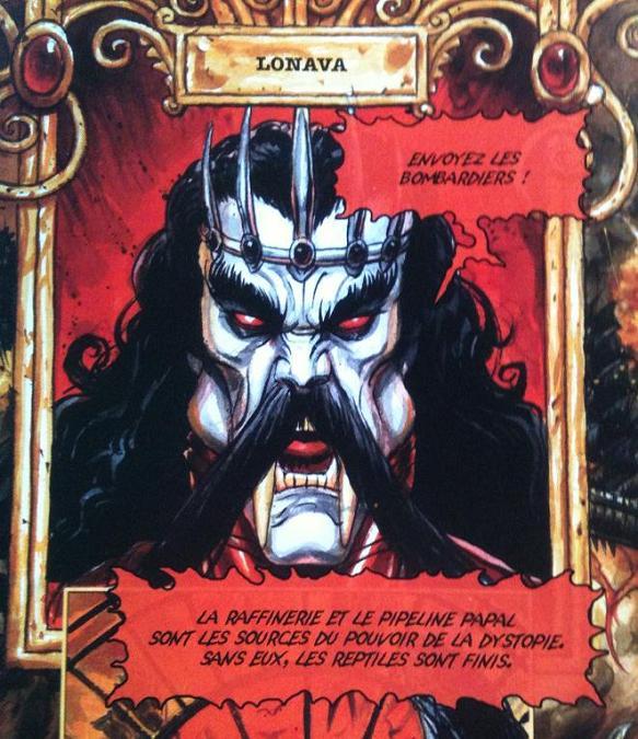 Requiem vampierridder deel 11 Dracula