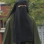 niqaab-demo-Museumplein-nikaab