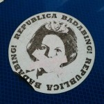 sticker 'Republica Badabing'