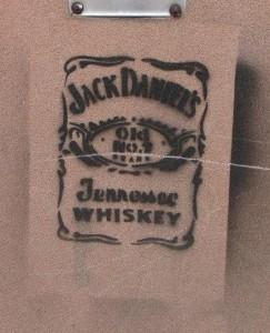 Jack Daniels graffiti, Baltics
