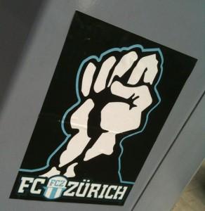 sticker fc Zürich