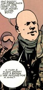 Wintermen 'freelance police'