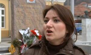 citizen Presevo on memorial