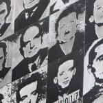 foto's op muur-Terror-house-Boedapest