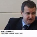 ivica dacic servische premier