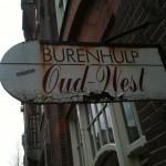 bord burenhulp Oud-West