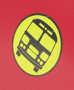 sticker bus Baltics picture