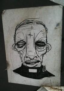 Narcoze sticker Amsterdam Netherlands