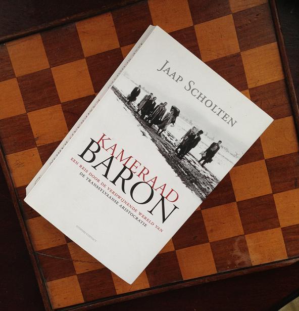 boek Kameraad Baron Jaap Scholten 2010