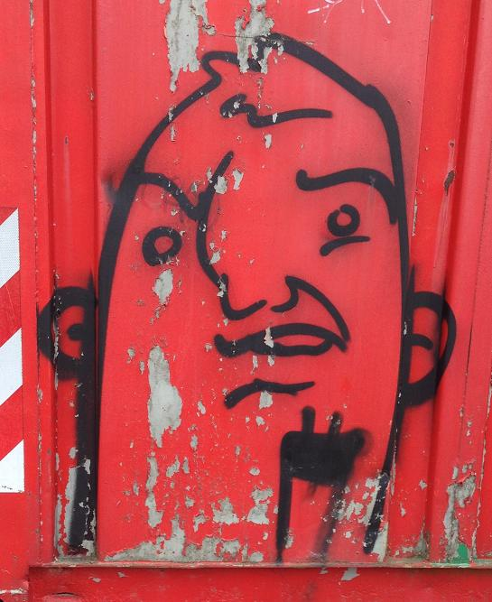 graffiti Amsterdam 2013 September Narcoze