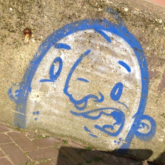 graffiti Narcoze Amsterdam NDSM 2014 March