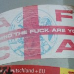 sticker AFCA and who the fuck are you