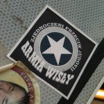 sticker Armia Wisly