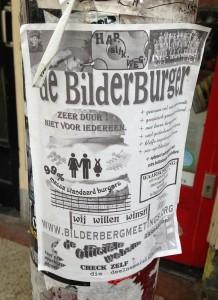 poster De Bilderburger Amsterdam