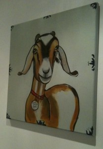 'goat-hugging'